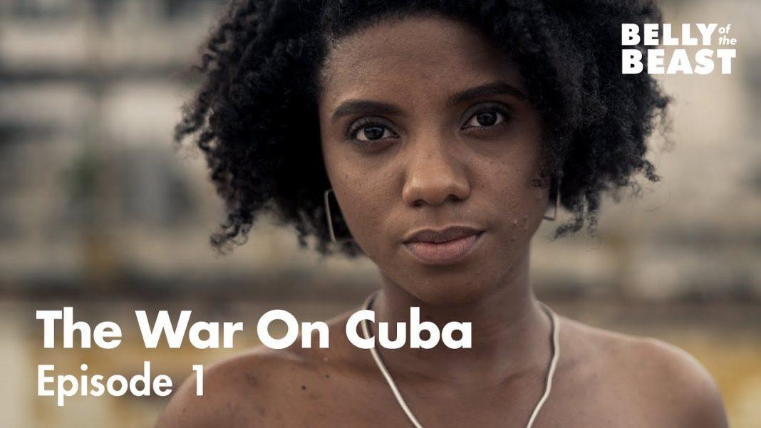 Cubana Liz Oliva