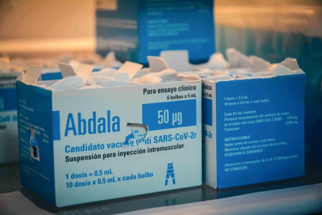 uso de emergencia de Abdala