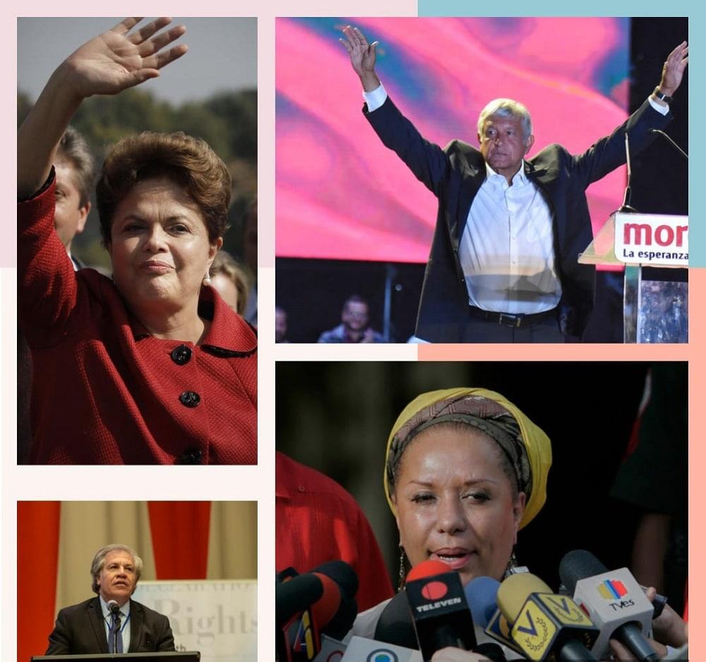 Políticos mundiales sobre Cuba