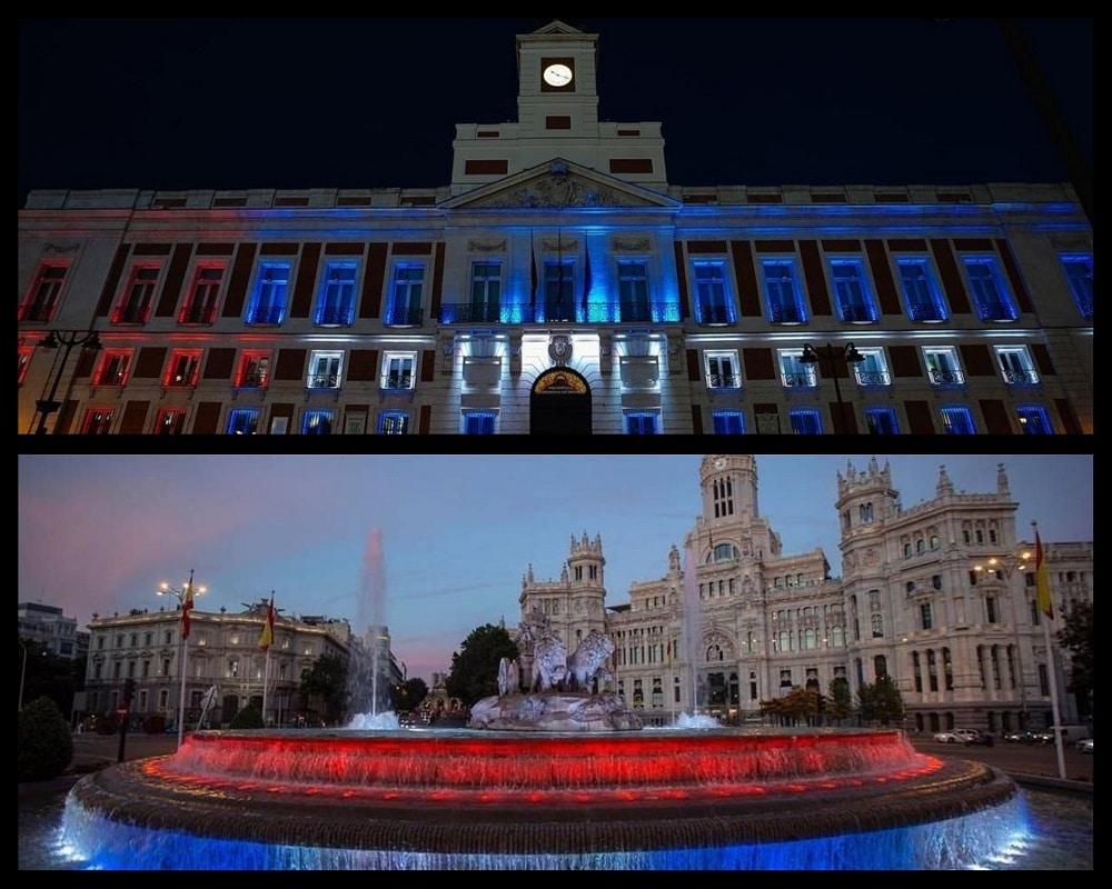 Comunidad de Madrid sobre Cuba