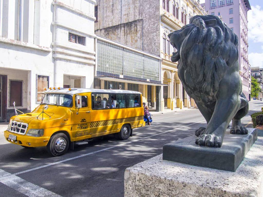 Vehículos cubanos