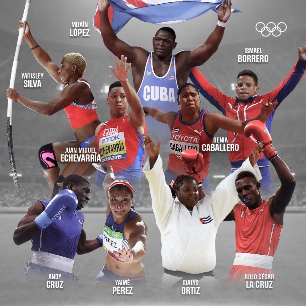 Cuba en los Juegos Olímpicos