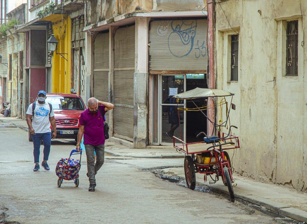 Descontrol del covid en Cuba