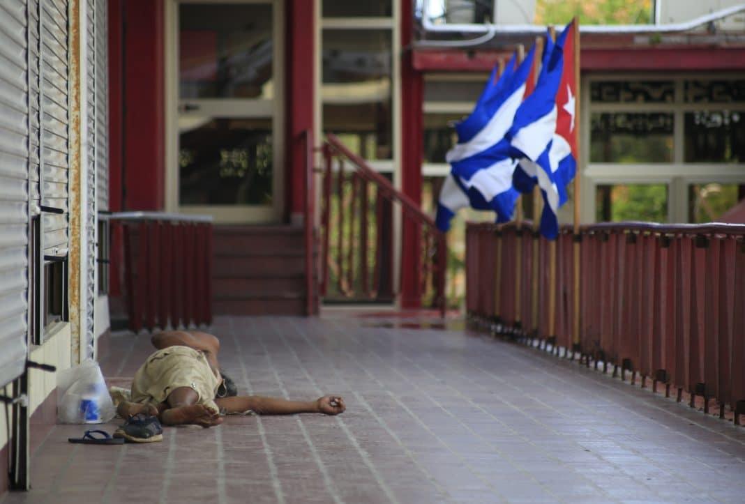 Muertes por covid en Cuba