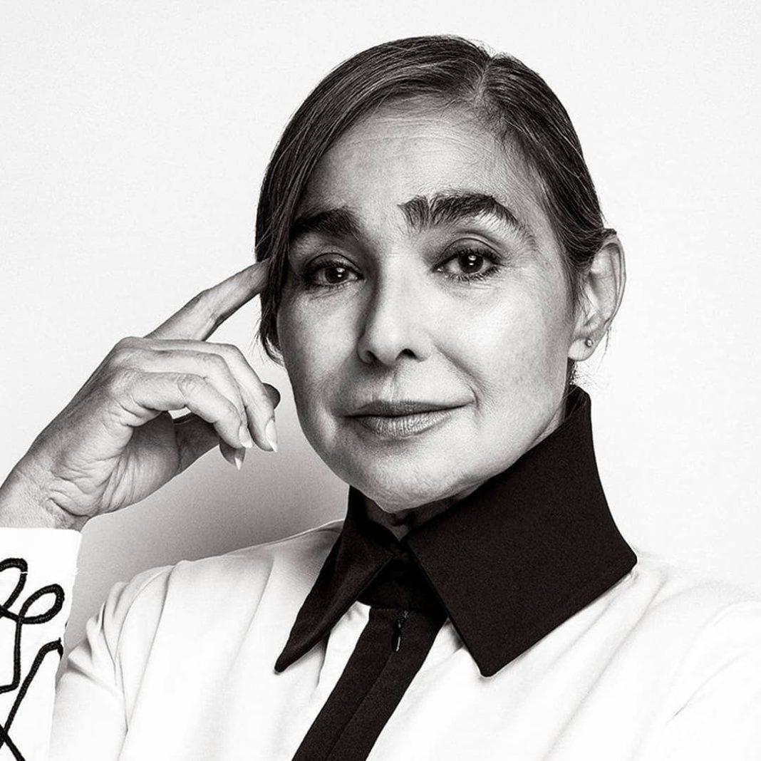 Actriz cubana María Isabel Díaz