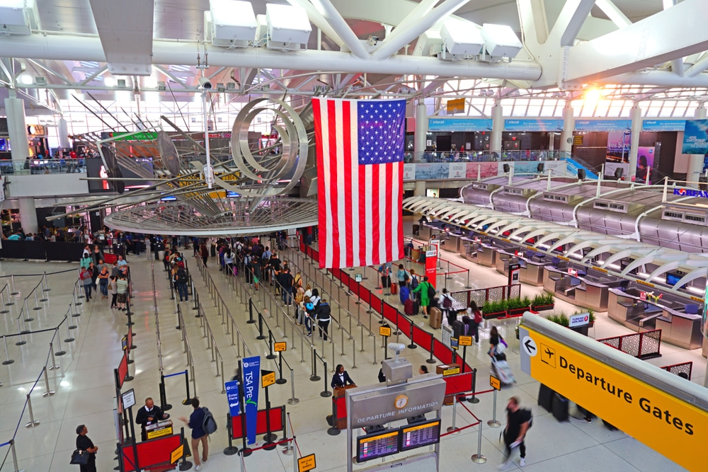 aeropuertos americanos