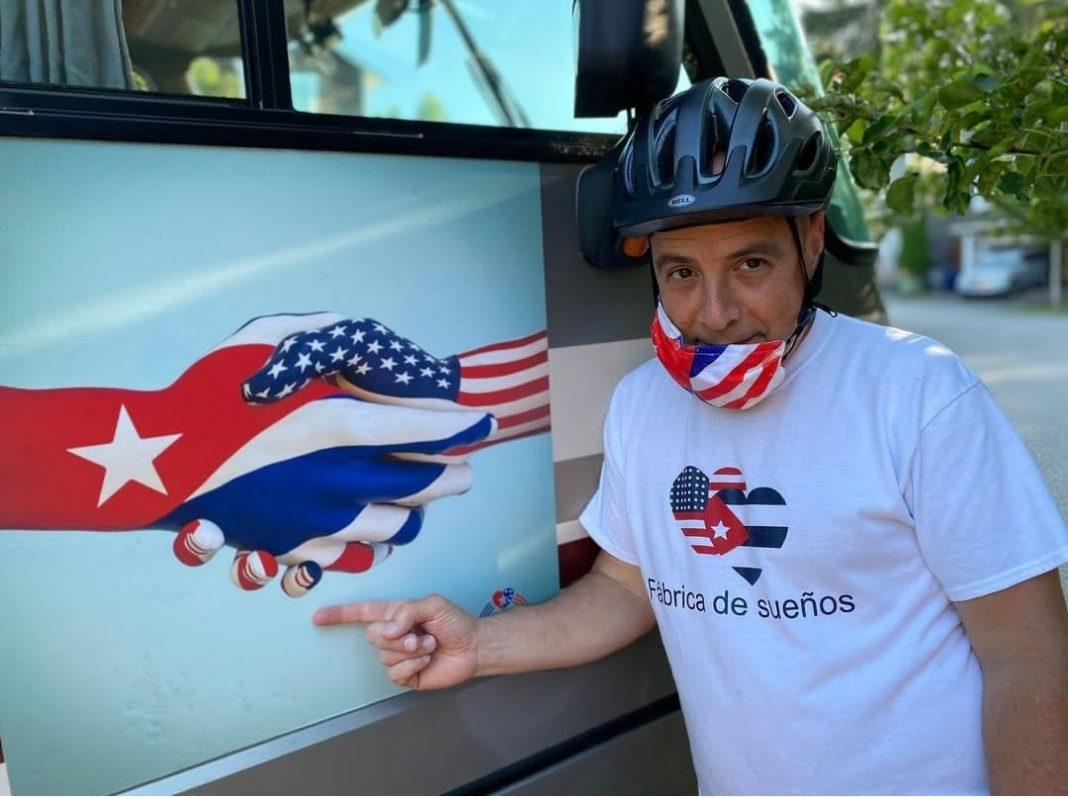 activista Carlos Lazo
