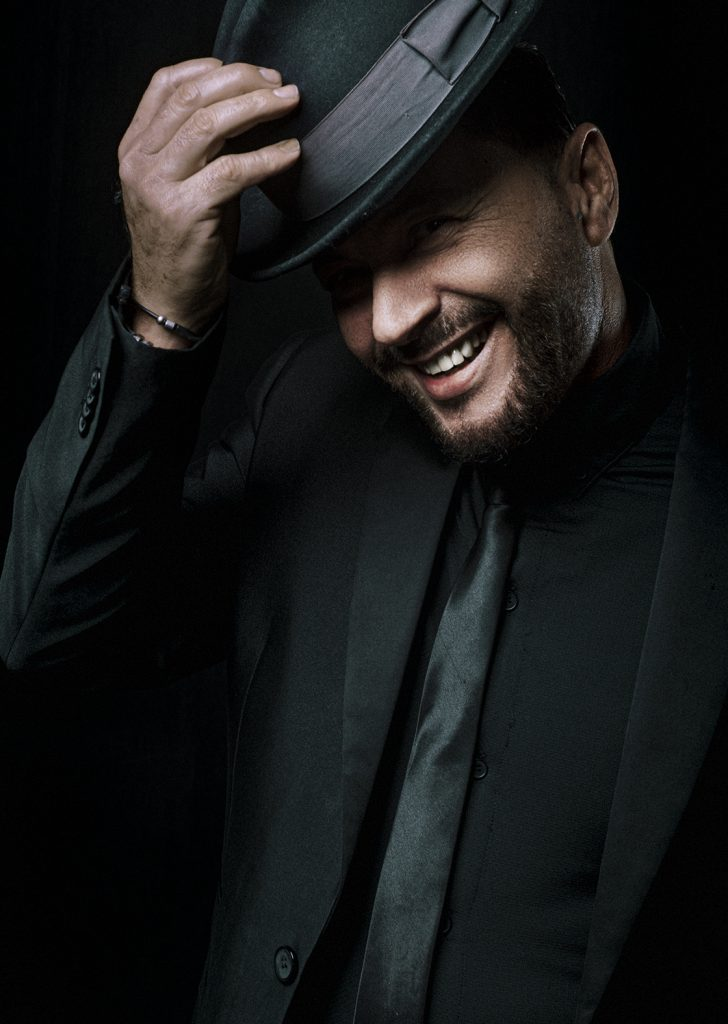 Actor cubano Jorge Martínez